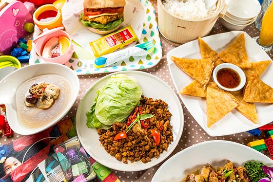 汐止親子餐廳-汐止親子館-開胃菜