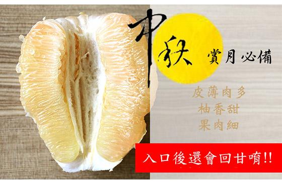 中秋/特選正宗50年老欉台南麻豆老欉文旦(5-7顆)/麻豆/柚子/文旦/老欉/台南