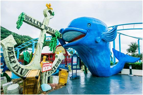遠雄海洋公園/花蓮/海洋公園/遠雄/親子/壽豐/海豚/親子旅遊/披薩/遠雄/遊樂園