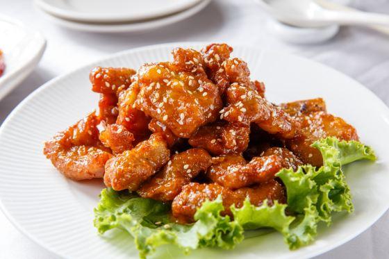 大溪山水庭園餐廳/大溪/下午茶/大溪老街/客家菜/客家料理