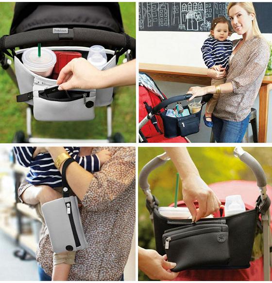 嬰兒/手推車/防水/保溫/收納掛袋