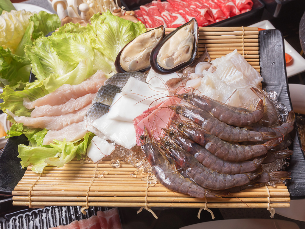 福豆屋/壽喜燒/吃到飽/鐵板燒/Häagen-Dazs