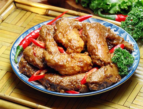 雞腳凍/雞胗/雞翅