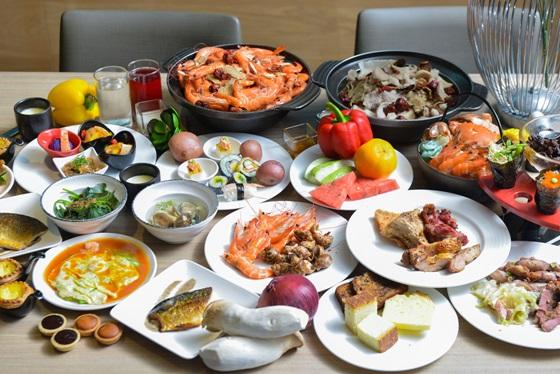 飯店/吃到飽/buffet