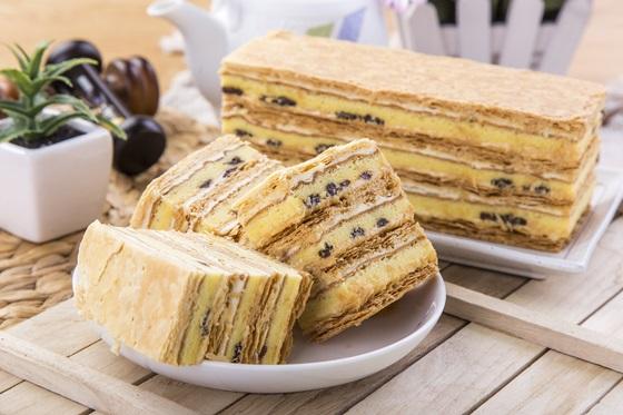 每日一物/MICHA/米迦/千層/乳酪/蛋糕/招牌/千層蛋糕
