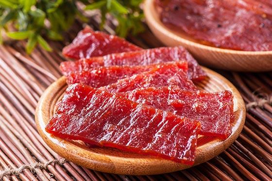 30年老店/明軒肉乾/肉乾/肉紙/魷魚片/肉鬆/豬肉乾