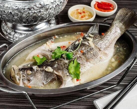 元泰食-四人泰飽海鮮饗宴/泰式/海鮮/打拋豬