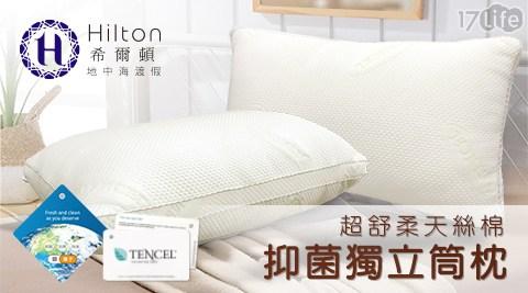 枕頭/獨立筒/獨立筒枕頭/渡假村/飯店/渡假村專用/高級枕頭/羽絨枕/天絲枕