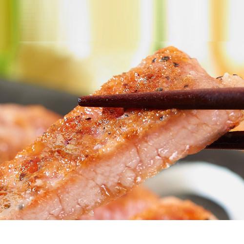 【金園排骨】60年老字號名店系列-特級厚切手打豬排(約200g/片) 20片/組