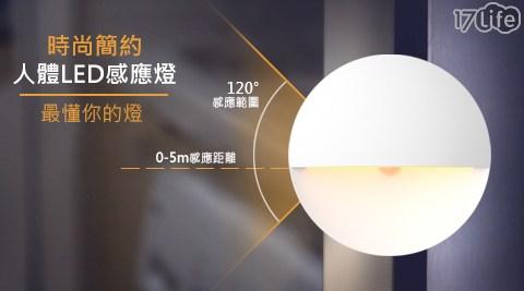 時尚簡約LED人體感應燈/感應燈/LED/人體