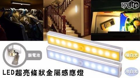 新款LED超亮金屬感應燈/感應燈/LED