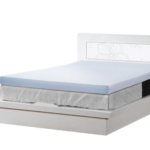 日本防蹣抗菌8cm記憶床墊-雙人5尺 1入/組