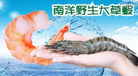 大草蝦/蝦/蝦子/燒烤/料理