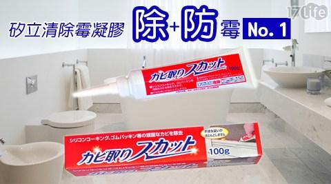 鈴木油脂/矽立/清除/霉菌/凝膠/清潔劑/霉斑