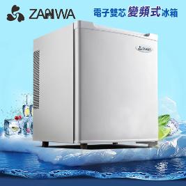 ZANWA晶華 電子雙芯變頻式冰箱CLT-30AS