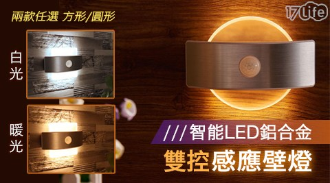 感應燈/黃光/白光/壁燈/LED