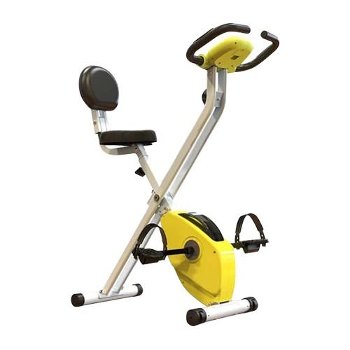 【健身大師MRF】三合一超磁控心跳版名模健身車 1入/組