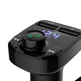 HD5車用藍牙MP3播放/充電器