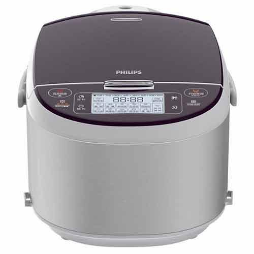 【PHILIPS飛利浦】灶燒10人份電子鍋HD3095(加贈專用食譜+牛頭牌雙層隔熱碗) 1入/組