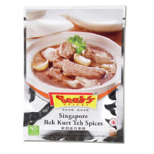 超人氣新加坡中藥肉骨茶包 12包/組
