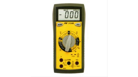 CIE  3 1/2數位三用電錶 CIE–3124B