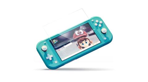 CityBoss for 任天堂 Nintendo Switch Lite 透光強化玻璃保護貼