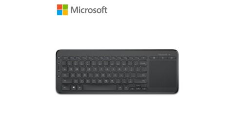 【Microsoft 微軟】 無線多媒體鍵盤