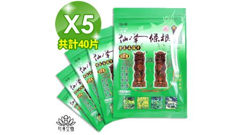 【心海文物】電氣石一條根貼布5包40片(SH-0012)