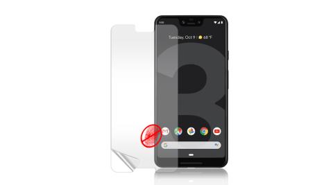 Monia Google Pixel 3 XL 防眩光霧面耐磨保護貼 保護膜 (非滿版)