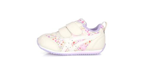 ASICS IDAHO BABY CT 4 女兒童運動鞋-慢跑 亞瑟士 童鞋 米白紫粉@TUB167-500@