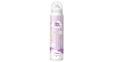 QQ Bubble 神奇好玩魔法沐浴泡泡慕斯~可以玩的泡泡慕斯-花香泡泡紫