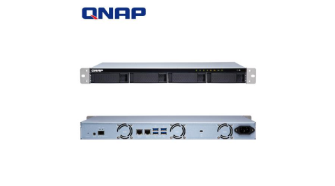 QNAP 威聯通 TS-431XeU-2G 4Bay機架式伺服器