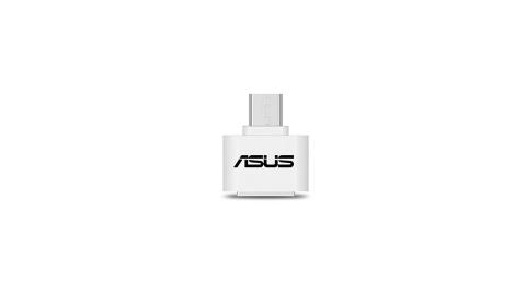 ASUS 華碩 Micro USB 原廠OTG轉接器 _白色 (吊卡裝)