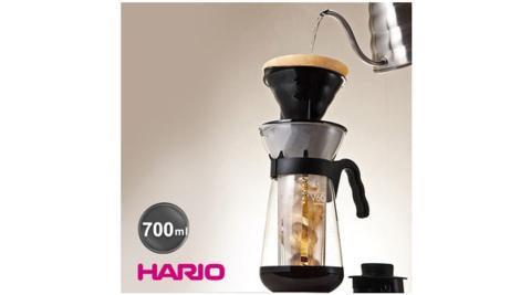 日本HARIO 冰熱兩用咖啡壺700ml VIC-02B