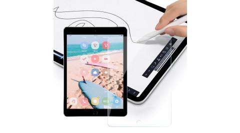 CITY for New iPad 9.7吋 2018/2017 通用款專用版9H鋼化玻璃保護貼