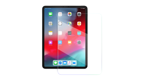Xmart for iPad Pro 11吋 強化指紋玻璃保護貼
