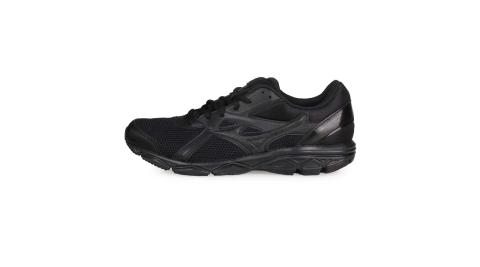 MIZUNO MAXIMIZER 22 男慢跑鞋-WIDE-寬楦 路跑 美津濃 黑@K1GA200209@