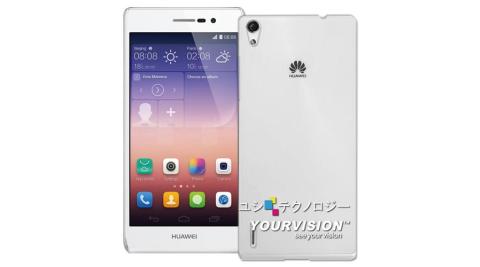華為 HUAWEI Ascend P7 超耐塑晶漾高硬度手機殼