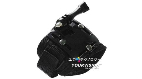GoPro 強化型固定式掌套手腕帶(小) for HERO 4 3+ 3 2