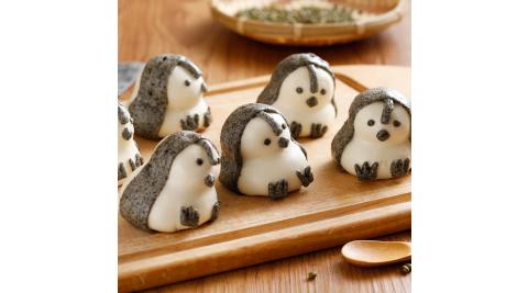 《禎祥》企鵝甜包(綠豆)(10粒/包,共三包)