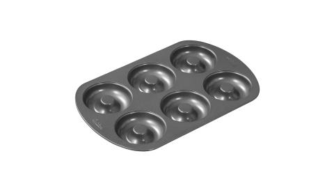 《Wilton》6格甜甜圈烤盤(8.5cm)