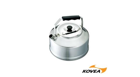 【KOVEA】韓國 SK不鏽鋼煮水壺 1200ML 茶壺 登山露營 熱水壺 燒茶壺