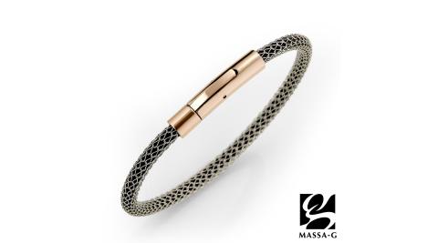 MASSA-G Titan XG2 pure 4mm超合金鍺鈦手環