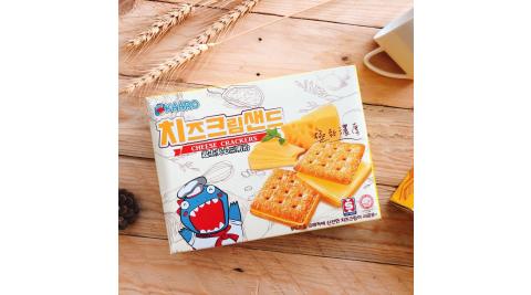 KAARO濃厚起司三明治餅乾3盒(208g/盒)