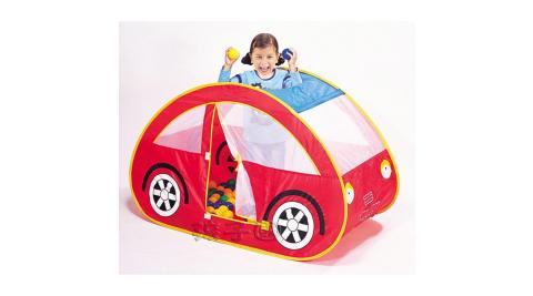 【孩子國】汽車遊戲球屋(附贈100顆安全彩球)