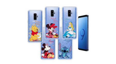迪士尼授權正版 三星 Samsung Galaxy S9+/S9 Plus 星星系列 空壓安全保護套