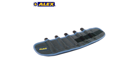 ALEX 第二代十格式加重綁腿-台灣製 加重器 調整式 健身 肌力訓練 藍@C-2502@