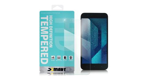 XM HTC One X10 5.5吋 薄型 9H 玻璃保護貼-非滿版