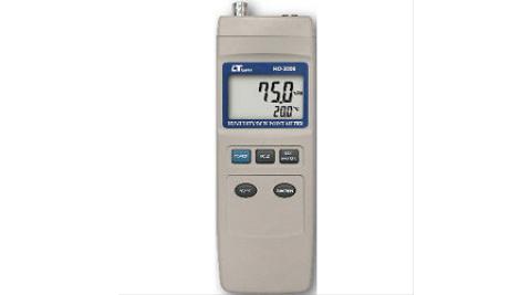 Lutron 露點計/溫溼度計+溫度計 HD-3008