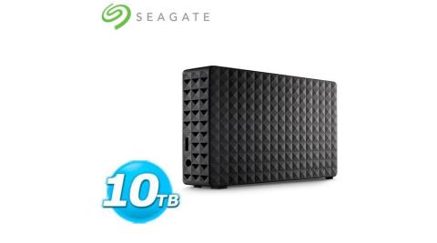 Seagate希捷 Expansion 新黑鑽 3.5吋 10TB 外接硬碟 STEB1000040